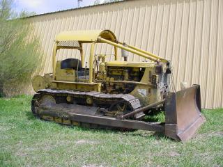 обои Caterpillar D7-3T Dozer фото