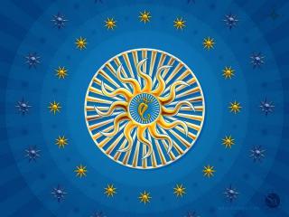 обои Символ солнца фото