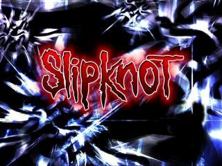 обои для рабочего стола: Slipknot - надпись Slipknot