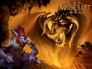 обои Warcraft Troll 3 фото