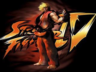 обои Street Fighter 4 Сильный боец фото