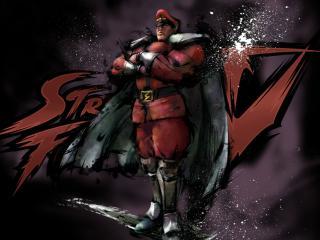 обои Street Fighter IV генерал фото