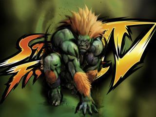обои Street Fighter IV Зверь фото