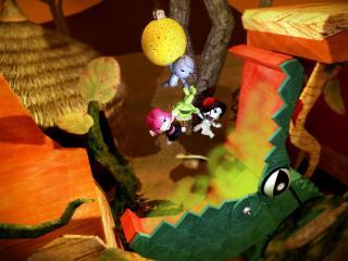 обои Игра Little big planet фото