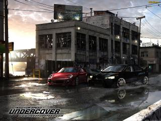 обои Need for Speed Undercover фото