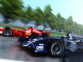 обои Формула 1 фото