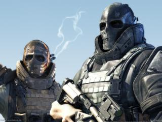 обои Army of two фото