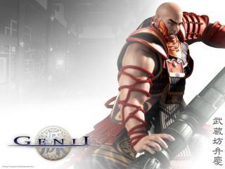 обои Genji-Daw фото