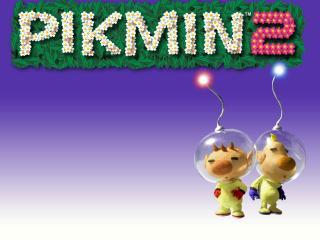 обои Pikmin 2 фото