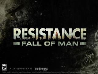 обои Resistance 4 фото