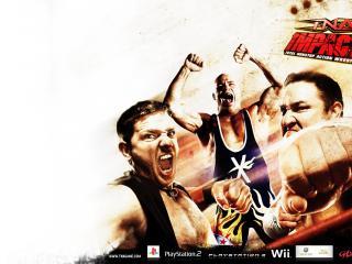обои TNA iMPACT фото