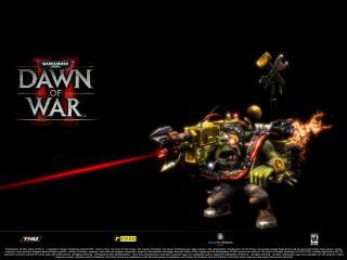 обои Warhammer - боевое чудище фото