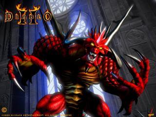 обои Diablo II фото