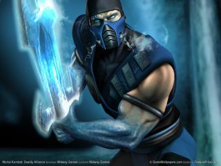 обои Mortal Kombat. Deadly Alliance фото