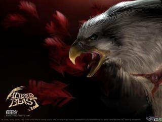 обои Altered Beast - орел фото