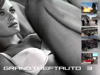 обои GTA 3 фото