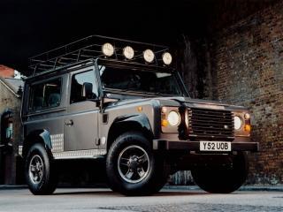 обои Land Rover Defender фото