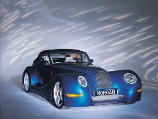 обои 2004 Morgan Aero 8 в студии фото