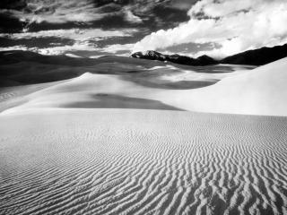обои Пустыня белая фото