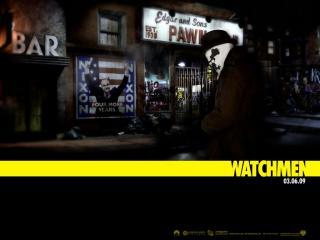 обои Хранители (Watchmen) фото
