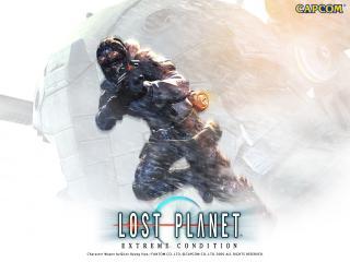 обои Lost Planet фото