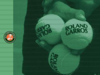 обои Roland Garros фото