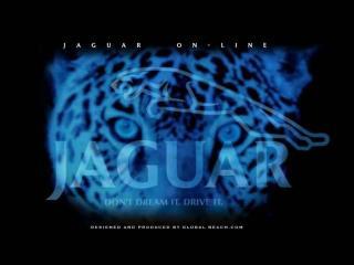 обои Jaguar. Don t dream it. Drive it фото