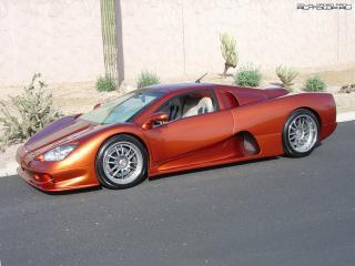 обои Shelby super cars  aero sc-8t фото