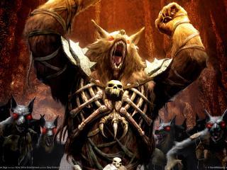обои Everquest 2 the splitpaw saga фото