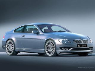 обои BMW G6 G-Power фото