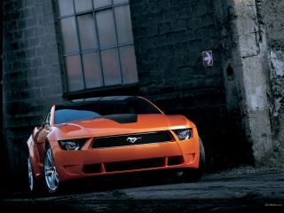 обои Форд Мустанг фото