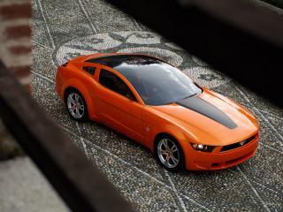обои Ford Mustang фото