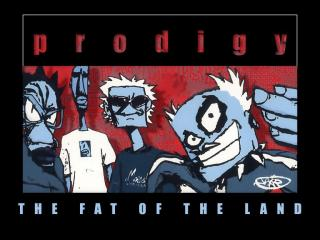 обои Prodigy - The fat of the land фото