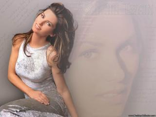 обои Shania Twain фото