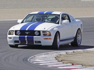 обои Mustang Racecar фото