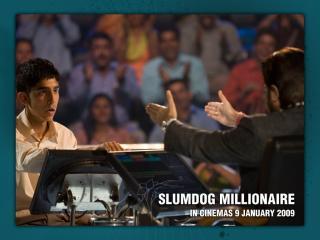обои Миллионер из трущоб (Slumdog Millionaire, 2008) в игре фото