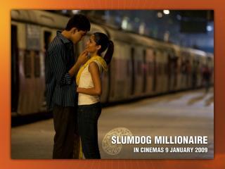 обои Миллионер из трущоб (Slumdog Millionaire, 2008) - Так суждено фото