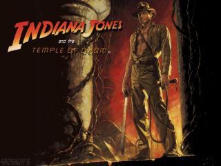 обои Индиана Джонс и храм судьбы фото