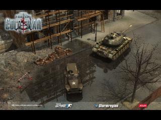 обои CodenamePanzers ColdWar танки фото