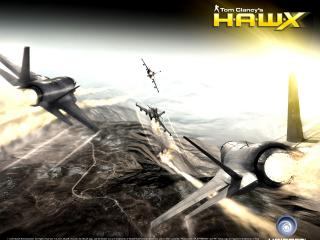 обои Tom Clancys HAWX - самолеты фото