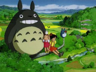 обои My Neighbor Totoro фото