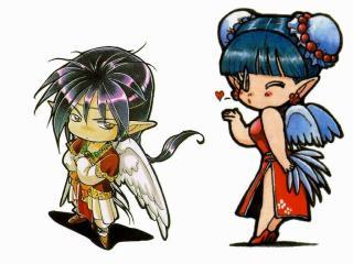 обои Sorcerer Hunters фото