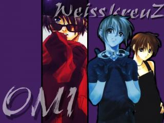 обои Weiss Kreuz фото