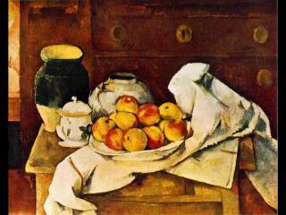 обои Cezanne - Still Life фото