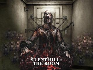 обои Silent Hill The Room фото