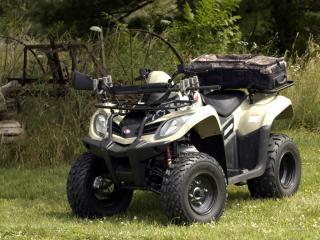 обои Квадроцикл Kymco MXU300 фото