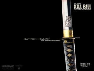обои Kill Bill  - меч фото