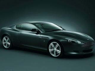 обои Aston Martin DB9 фото
