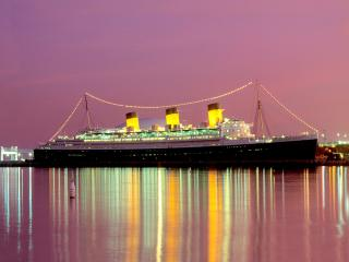 обои Queen Mary фото