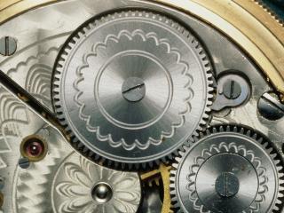 обои Pocket Watch Gears фото